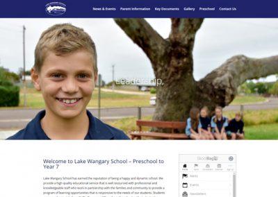 Lake Wangary School