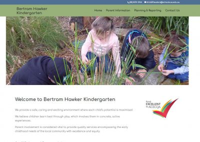 Bertram Hawker Kindergarten