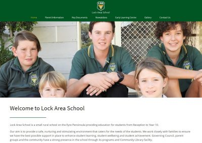 Lock Area School