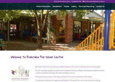 Riverview Preschool Centre