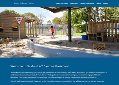 Seaford K-7 Campus Preschool
