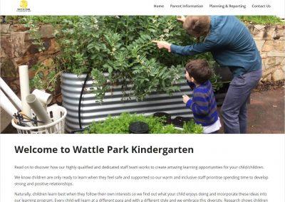 Wattle Park Kindergarten