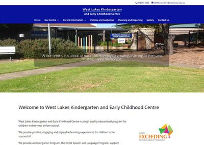 West Lakes Kindergarten and Early Childhood Centre
