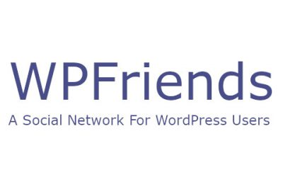 A New Social Network For WordPress Users