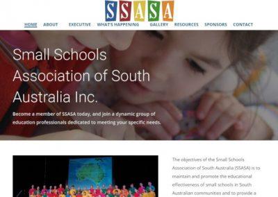 Small Schools Association of South Australia Inc